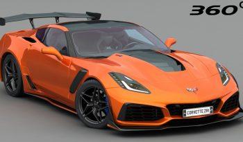 Corvette C7 full